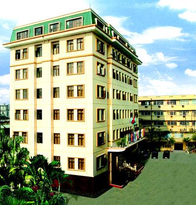 Tòa nhà làm việc của Britec